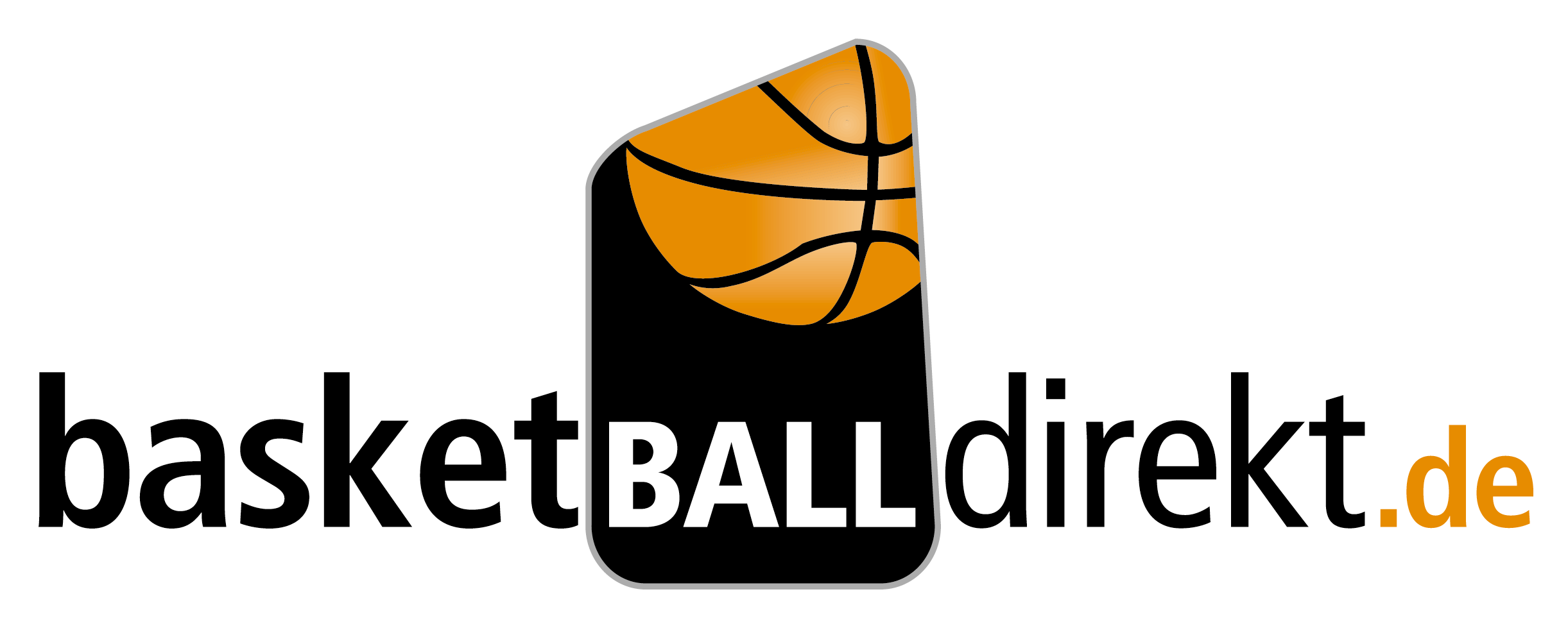 Logo basketball direkt